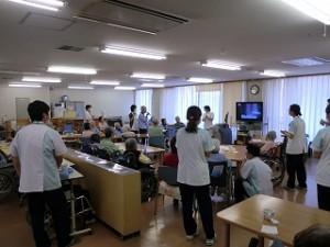 ☆平成25年度第1回カラオケ大会☆2