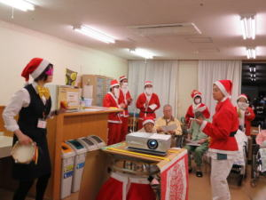 クリスマス会を開催しました♪2