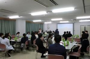 埼玉石心会病院・大腿骨頚部骨折連携パス会議を開催しました1