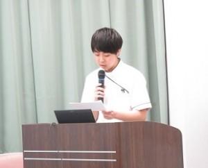県立富士見高校1年生が見学に来られました4