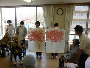 桜を咲かせる会4