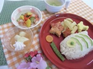 子供の日行事食