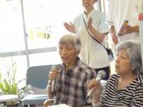 所沢ロイヤル病院_ 夏のカラオケ大会