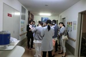 埼玉石心会病院・大腿骨頚部骨折連携パス会議を開催しました2