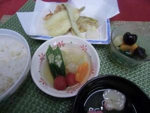 行事食・天ぷら