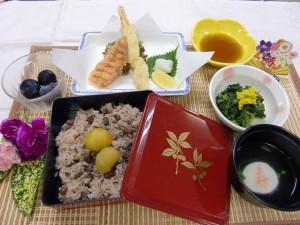 『敬老の日』行事食
