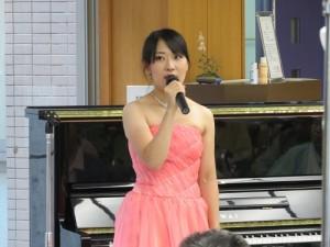 ピアノコンサートを行いました1