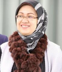 ウニ氏(陸軍看護大学学長 兼 看護教育機関ネットワーク代表)