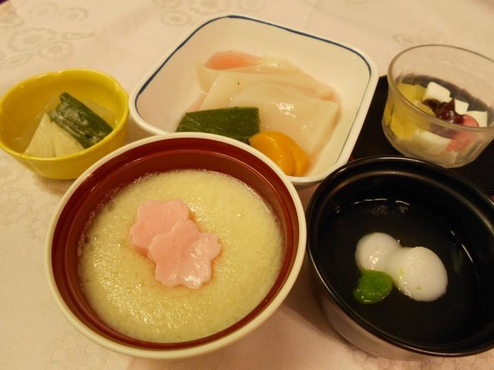 行事食 「花祭り」 スマイル食 春の酢味噌かけ