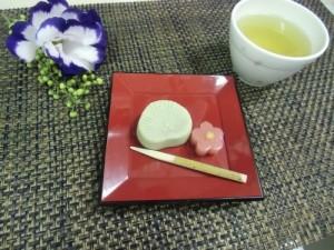 新年のお祝い・和菓子