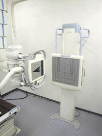 所沢ロイヤル病院の医療施設3