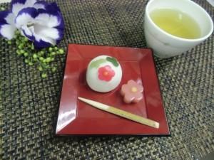 新年のお祝い・和菓子2