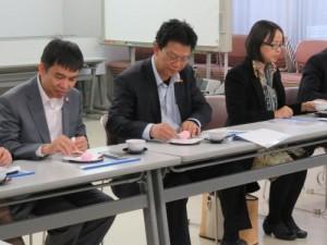 ベトナム政府の視察団をお迎えしました2