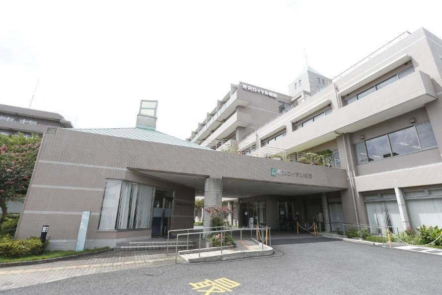 所沢ロイヤル病院_外観