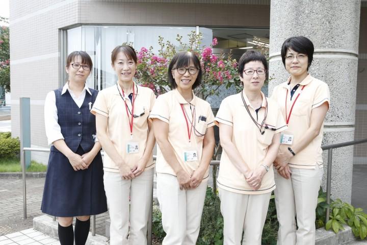 訪問介護ステーションロイヤルのスタッフ写真