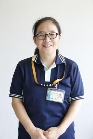 訪問リハビリテーション室長加藤 範子